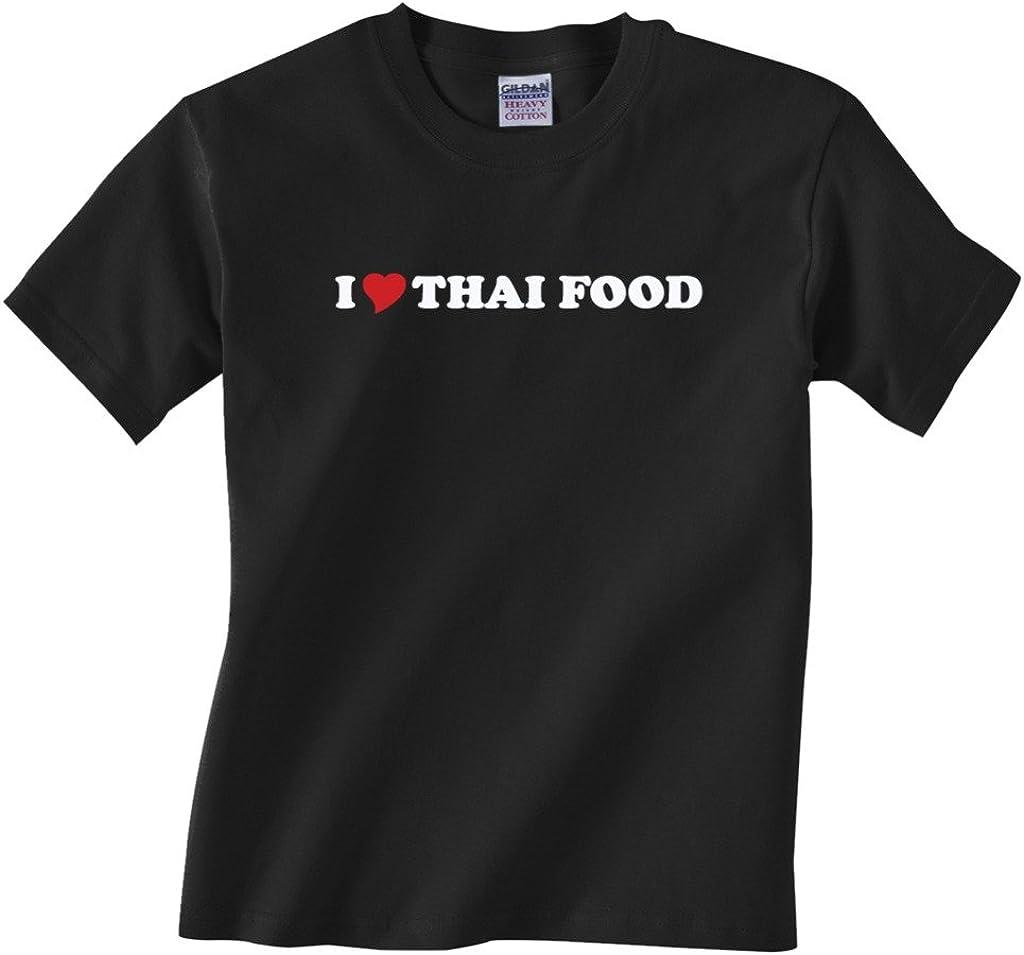 Gildan I Love Thai Food T-Shirt