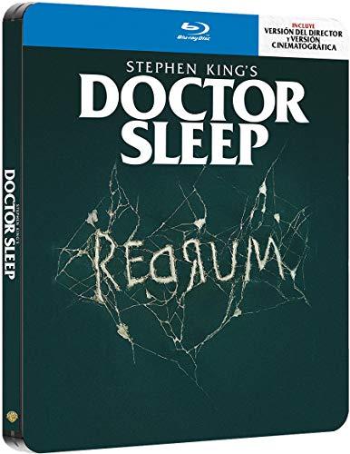 BD STEELBOOK DOCTOR SUEÑO (2 discos) [Blu-ray]