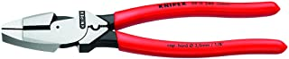 Knipex 09 11 240 9.5-Inch Ultra-High Leverage Lineman's Pliers with Fish Tape Puller and Crimper