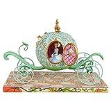 Disney Traditions, Figura de 'La Cenicienta' en la carroza, para coleccionar, Enesco