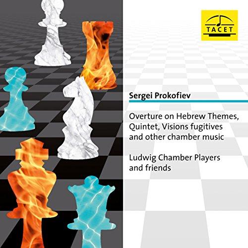 Prokofiev-Overture on Hebrew Themes,Q