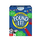 """SMARTEST ON THE GO SCAVENGER HUNT - Aim of the game is to Search & Find the object on the question card. Shout """"FOUND IT!"""" as soon as you spot the object! Be the first one to win 7 cards! FUN FOR THE WHOLE FAMILY - Found It Travel Edition is the best..."""