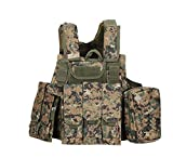 Fouos Tactical Vest...image