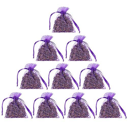 10 Stück Lavendelsäckchen - Lavendel...