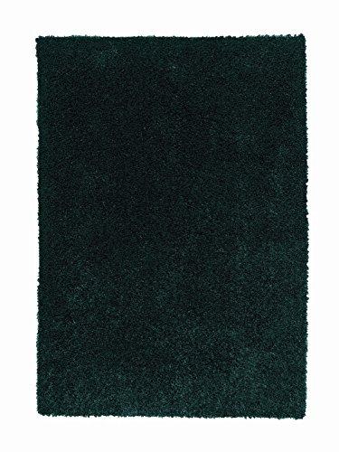 Schöner Wohnen New Feeling Teppich 90x160 dunkelgrün