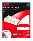 Best 3M All In One Printers - 3M Permanent Adhesive Address Labels, 1 x 4 Review