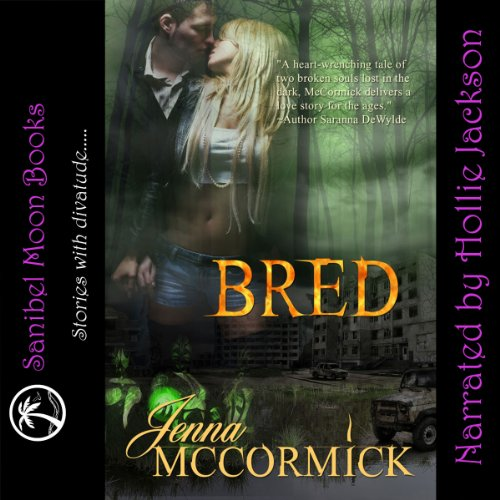 Bred audiobook cover art