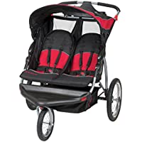 Baby Trend Centennial Expedition Double Jogger Stroller
