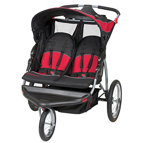 New Baby Trend Expedition Double Jogger, Centennial