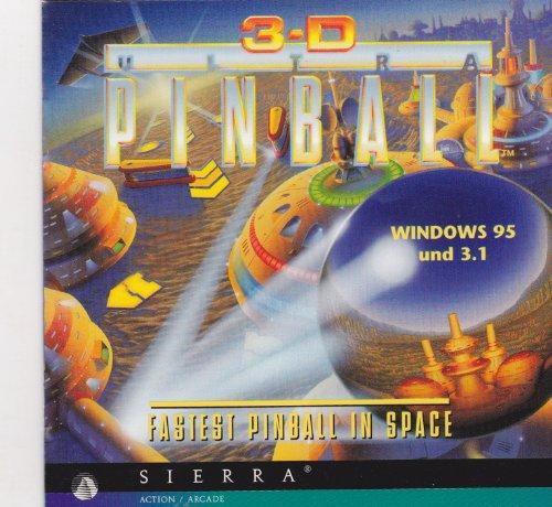 3D Ultra Pinball - Fastest Pinball in Space (SIERRA)