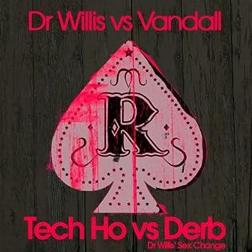Tech Ho vs Derb