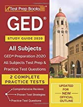 GED Study Guide 2020 All Subjects: GED Preparation 2020 All Subjects Test Prep &..