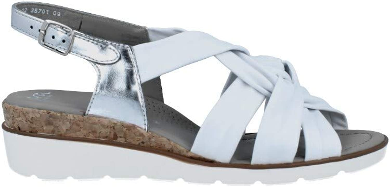 ARA Damen Sandaletten 12-35701-09 12-35701-09 Weiß 611005  extrem niedrige Preise
