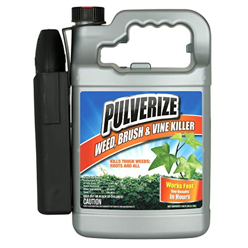 Pulverize PWBV-B-128-S, Brush & Vine Ready to Use Weed...