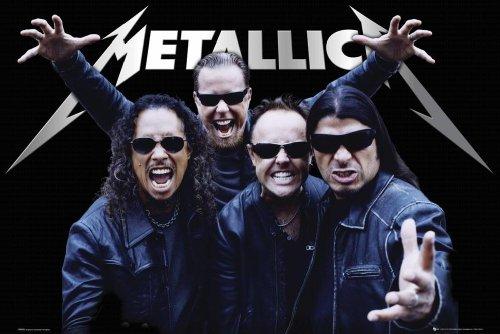 Poster DE Metallica (LP1329 Tour-)