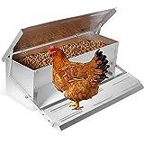 ybaymy Dispensador automático de alimento para gallinas, capacidad de 5 kg,...