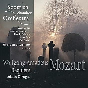 Mozart: Requiem & Adagio and Fugue