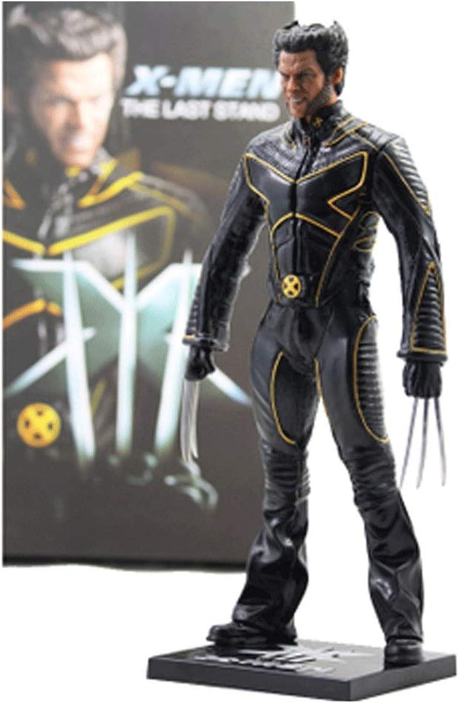 más vendido Wen Zhe Remolques Remolques Remolques Wolverine Movie Edition Backwaters Tema Juguetes Modelo Decoración Modelo de Juego  en promociones de estadios