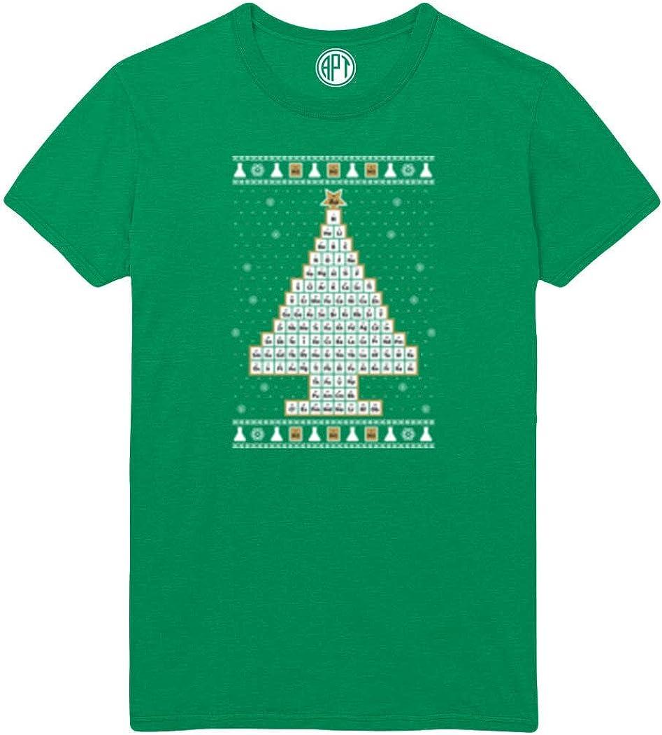 Oh Chemist Tree Printed T-Shirt