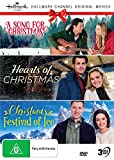 Hallmark Christmas 3 Film Collection (A Song For Christmas\/Hearts of Christmas\/Christmas Festival of Ice)