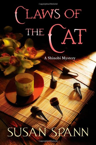 Image of Claws of the Cat: A Shinobi Mystery