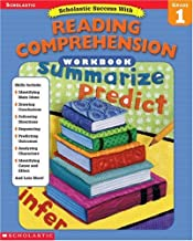 Scholastic Success With: Reading Comprehension Workbook: Grade 1