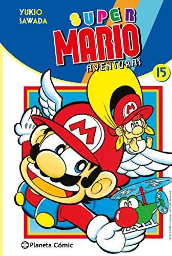 Super Mario nº 15 (Manga Kodomo)