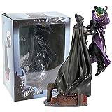 XKMY Figura de acción Arkham Origins Bruce Wayne VS Joker Estatua de PVC Figura coleccionable modelo de juguete (color : caja)