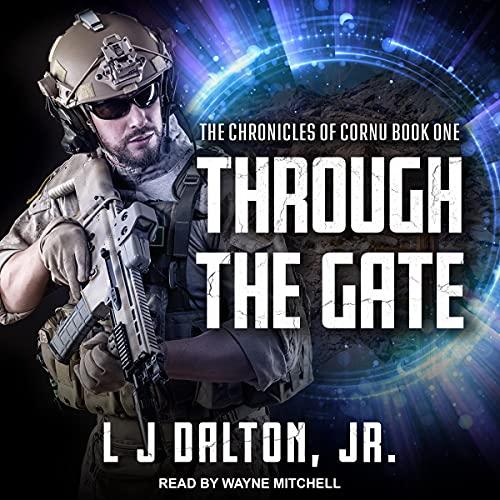 Through the Gate cover art