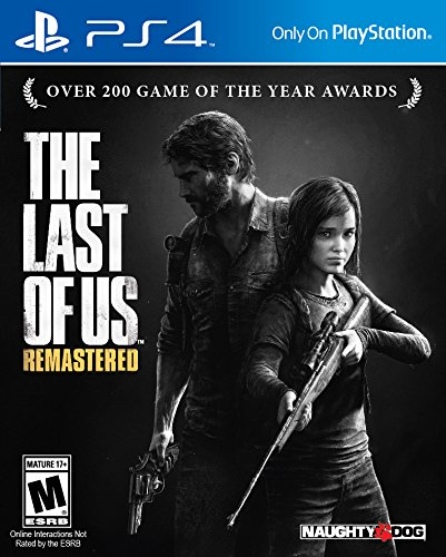 The Last of Us Remastered - PS4 (US IMPORT)