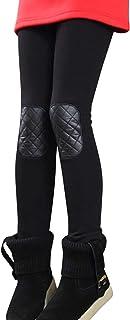 CHIC-CHIC Legging Bébé Fille en Coton Pantalon de Sport Collant Motif Imprimé Doux Mignon et Confortable Chaud Automne Hiver