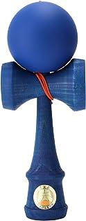 日本けん玉協会認定 New 競技用けん玉「大空」ストリートブルー 国産品 (OZORA KENDAMA)