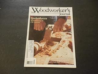 Woodworker's Journal Mar/Apr 1991 Highboy; Redwood Potting Bench