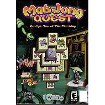 Mahjong Quest: An Epic Tale of Tile Matching - PC