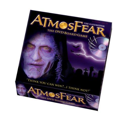 Atmosfear - The Gatekeeper DVD Brettspiel auf Englisch