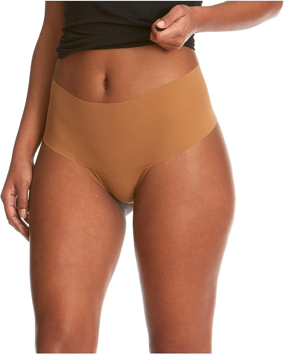 hanky panky Women's Maternity Bare Godiva Thong Panty