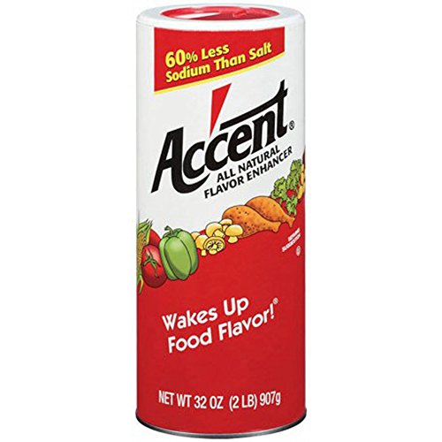 Accent All Natural Flavor Enhancer, 32 oz. (pack of 2)