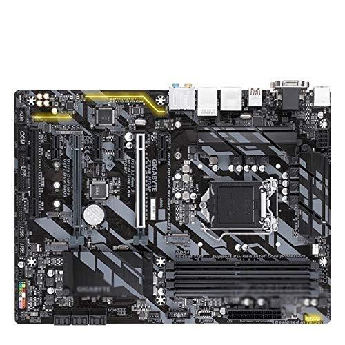 YLYWCG Scheda Sostitutiva del Computer Adatta per Gigabyte GA Z370 HD3P Computer Scheda Madre PCI-E 3.0 LGA 1151 DDR4 Fit per Intel Z370 Desktop Mainboard Scheda Madre del Computer Desktop