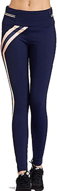 AILIUJUNBING Women's 1 Running PantsBlack, Dark blueee Sports Spandex Pants Trousers Leggings Yoga, Fitness, Gym Activewear Breathability