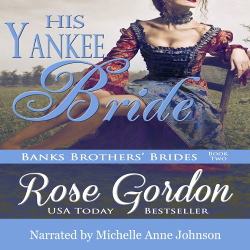 His Yankee Bride audiobook cover art