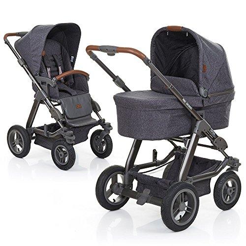 ABC Design Viper 4 Kinderwagen - Modell 2017, Farbauswahl:street