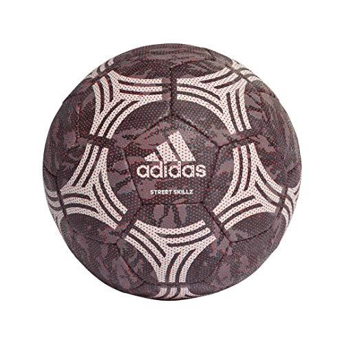 adidas Tango Street Skillz Futsal Ball, Bright Pink, 5