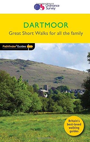 Dartmoor (Shortwalks Guides)