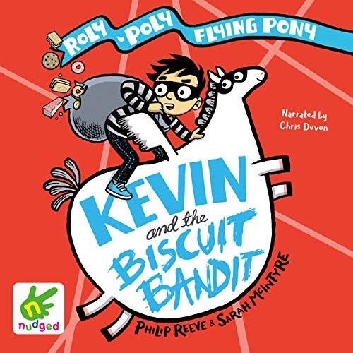 Page de couverture de Kevin and the Biscuit Bandit