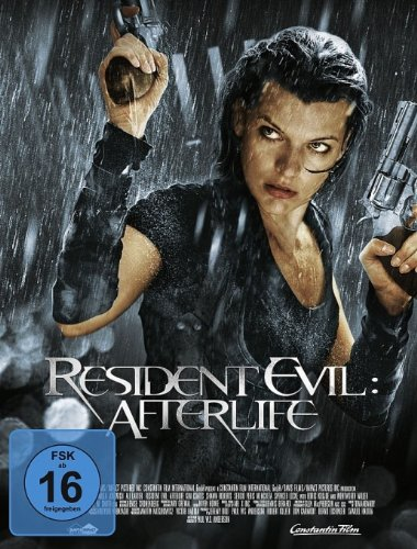 Resident Evil 4 - Afterlife - Limited Steelbook Edition - DVD