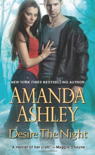 Book: Desire the Night by Amanda Ashley