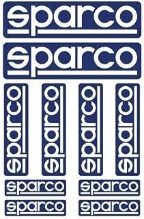 Mejor Pegatinas De Sparco de 2020 - Mejor valorados y revisados