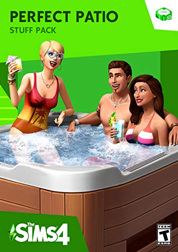 The Sims 4 - Perfect Patio Stuff [Online Game Code]