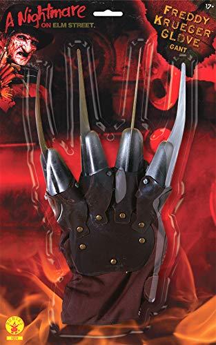 Rubies- Nightmare on ELM Street Freddy Glove Complementos, Multicolor, STD (RUBIE