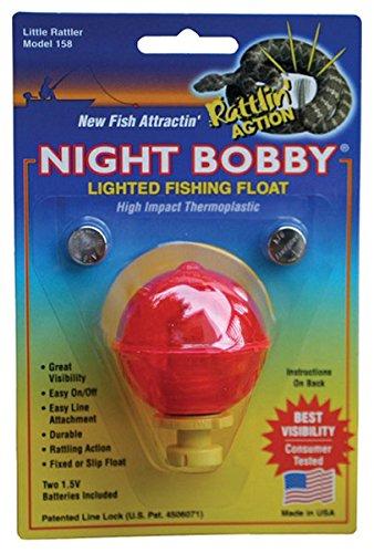 Rieadco Night Bobby Bobber Model 214R 2 1 4  round Red